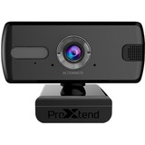 ProXtend X201 Full HD webcam 3 MP 2048 x 1536 Pixel Nero, 3 MP, 2048 x 1536 Pixel, 30 fps, YUY2,MJPG, 30 - ∞, Auto/Manuale