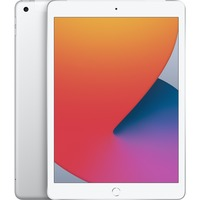 iPad 4G LTE 32 GB 25,9 cm (10.2) Wi Fi 5 (802.11ac) iPadOS Argento, Tablet PC