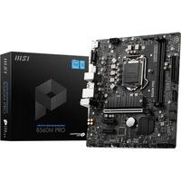 B560M PRO scheda madre Intel B560 LGA 1200 micro ATX