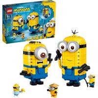 Image of Minion Personaggi Minions e la loro tana, Giochi di costruzione