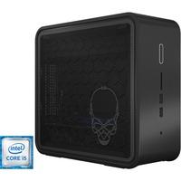 NUC BXNUC9I5QNX barebone per PC/stazione di lavoro Nero Intel® CM246 BGA 1440 i5 9300H 2,4 GHz