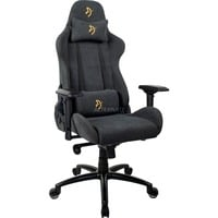 Verona SIG SFB GD sedia per videogioco Sedia da gaming per PC Sedia imbottita tappezzata Grigio, Giallo,