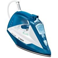 TDA3024020 ferro da stiro Ferro da stiro a secco e a vapore Blu, Bianco 2400 W