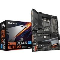 Z590 AORUS ELITE AX scheda madre Intel Z590 Express LGA 1200 ATX