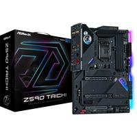 Z590 Taichi Intel Z590 LGA 1200 (Socket H5) ATX, Scheda madre