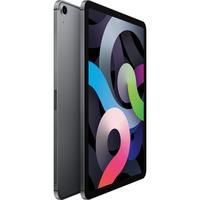 iPad Air 4G LTE 256 GB 27,7 cm (10.9) Wi Fi 6 (802.11ax) iOS 14 Grigio, Tablet PC