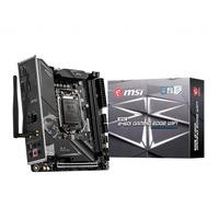 MPG B460I GAMING EDGE WIFI scheda madre Intel B460 LGA 1200 mini ITX