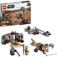 Image of Star Wars Allarme su Tatooine, Giochi di costruzione