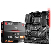 B450 TOMAHAWK MAX II scheda madre AMD B450 Presa AM4 ATX