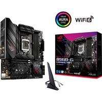 ROG STRIX B560 G GAMING WIFI Intel B560 LGA 1200 micro ATX, Scheda madre