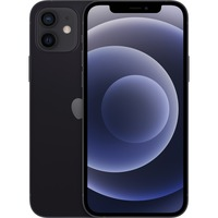 iPhone 12 15,5 cm (6.1) Doppia SIM iOS 14 5G 64 GB Nero, Handy