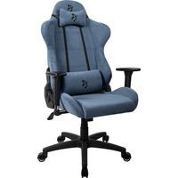 Torretta SFB BL sedia per videogioco Sedia da gaming per PC Sedia imbottita tappezzata Blu, Sedili di gio