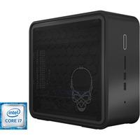 NUC BXNUC9I7QNX barebone per PC/stazione di lavoro Nero Intel® CM246 BGA 1440 i7 9750H 2,6 GHz