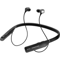 | SENNHEISER ADAPT 460T Cuffia Auricolare, Passanuca Bluetooth Nero, Argento, Headset