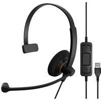 | SENNHEISER IMPACT SC 30 USB ML Cuffia Padiglione auricolare USB tipo A Nero, Headset