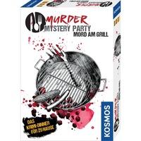 Image of Murder Mystery Party - Mord am Grill Gioco di carte per festa, Gioco di partito
