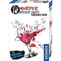 Image of Murder Mystery Party - Tödlicher Wein Gioco di carte per festa, Gioco di partito