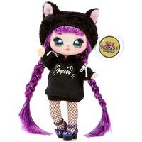 3 in 1 Backpack Bedroom Playset Black Kitty, Gioco figura