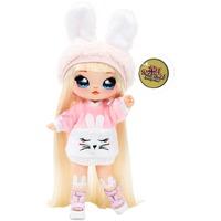 3 in 1 Backpack Bedroom Playset Pink Bunny, Gioco figura