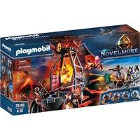 Novelmore 70390 set da gioco, Giochi di costruzione