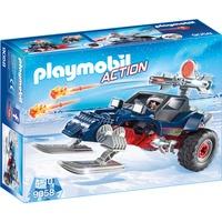 Sports & Action 9058 set da gioco, Giochi di costruzione