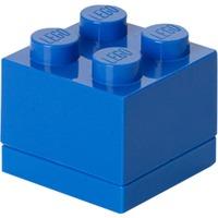 4011 Contenitore per il pranzo Polipropilene (PP) Blu 1 pezzo(i), Scatola di immagazzinaggio