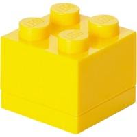 4011 Contenitore per il pranzo Polipropilene (PP) Giallo 1 pezzo(i), Scatola di immagazzinaggio