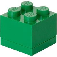 4011 Contenitore per il pranzo Polipropilene (PP) Verde 1 pezzo(i), Scatola di immagazzinaggio