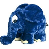 Image of 42189 peluche Elefante Blu, Peluche animali