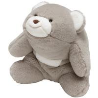 Image of GUND, animale di peluche Snuffles l''orsacchiotto, grigio, 25 cm, Peluche animali