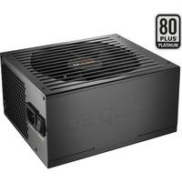 Image of Straight Power 11 650W Platinum alimentatore per computer 20+4 pin ATX ATX Nero, Alimentatore PC