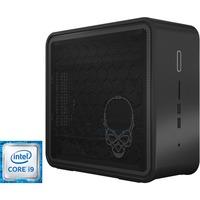 NUC BXNUC9I9QNX barebone per PC/stazione di lavoro Nero Intel® CM246 BGA 1440 i9 9980HK 2,4 GHz