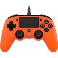PS4OFCPADORANGE periferica di gioco Arancione Gamepad Analogico/Digitale PlayStation 4