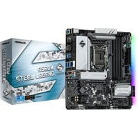 B560M Steel Legend Intel B560 LGA 1200 (Socket H5) micro ATX, Scheda madre