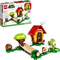 Image of Super Mario Casa di Mario e Yoshi - Pack di Espansione, Giochi di costruzione