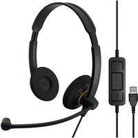 | SENNHEISER IMPACT SC 60 USB ML Cuffia Padiglione auricolare USB tipo A Nero, Headset