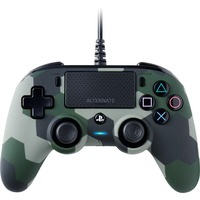 Wired Compact Mimetico USB Gamepad Analogico/Digitale PC, PlayStation 4