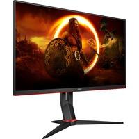 """Image of 27G2SU/BK Monitor PC 68,6 cm (27"""") 1920 x 1080 Pixel Full HD LED Nero, Rosso, Monitor di gioco"""