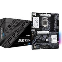 B560 Pro4 Intel B560 LGA 1200 ATX, Scheda madre