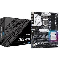 Z590 Pro4 Intel Z590 LGA 1200 ATX, Scheda madre