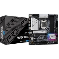 Z590M Pro4 Intel Z590 LGA 1200 micro ATX, Scheda madre