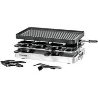 RC 1400 griglia per raclette 8 persona(e) 1200 W Acciaio inossidabile