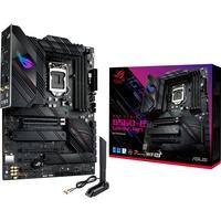 ROG STRIX B560 E GAMING WIFI Intel B560 LGA 1200 ATX, Scheda madre