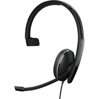 | SENNHEISER ADAPT 135 II Cuffia Padiglione auricolare Connettore 3.5 mm Nero, Headset