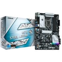 H570 Steel Legend Intel H570 LGA 1200 (Socket H5) ATX, Scheda madre