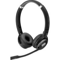| SENNHEISER IMPACT SDW 5066 EU Cuffia Padiglione auricolare Nero, Headset
