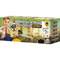Metal detector Expert, Casella di esperimento