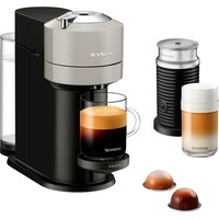 Vertuo Next & Aeroccino XN911B Automatica/Manuale Macchina per caffè a capsule 1,1 L, Macchina a capsula