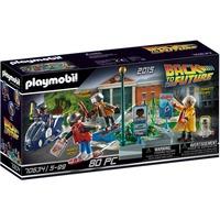 Image of Back to the Future Part II Hoverboard Chase, Giochi di costruzione