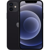 iPhone 12 15,5 cm (6.1) Doppia SIM iOS 14 5G 256 GB Nero, Handy